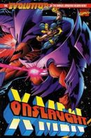 Couverture X-Men: Onslaught