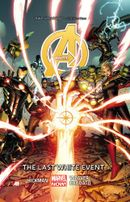 Couverture The Last White Event - Avengers (2013), tome 2