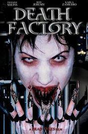 Affiche Death Factory