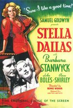 Affiche Stella Dallas