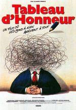 Affiche Tableau d'honneur
