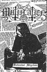 Pochette Satanist Styrken (EP)