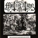 Pochette Hail Satanas We Are the Black Legions (EP)