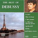 Pochette The Best of Debussy