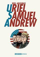 Couverture Uriel, Samuel, Andrew