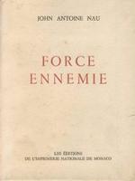 Couverture Force ennemie