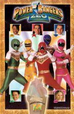 Affiche Power Rangers : Zeo
