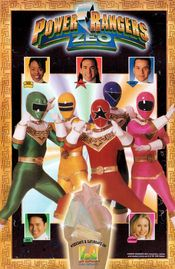 Affiche Power Rangers : Zeo