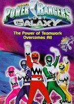 Affiche Power Rangers : L'Autre Galaxie