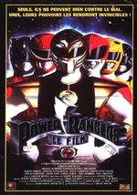 Affiche Power Rangers : Le Film