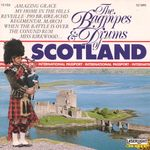 Pochette The Bagpipes & Drums of Scotland