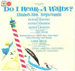 Pochette Do I Hear a Waltz? (OST)