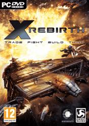 Jaquette X Rebirth