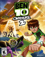 Jaquette Ben 10 : Omniverse 2