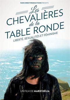 Affiche Les Chevalières de la Table Ronde
