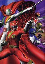 Affiche Hyakujū Sentai Gaoranger vs. Super Sentai