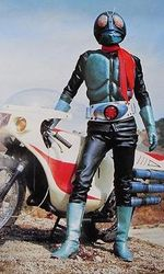 Affiche Kamen Rider
