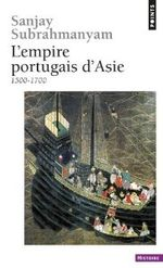 Couverture L'Empire portugais d'Asie
