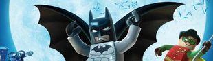 Cover Les jeux vidéo Batman