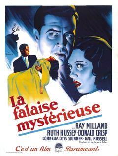 Affiche La Falaise mystérieuse