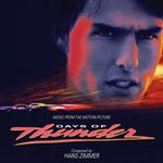 Pochette Days of Thunder (OST)