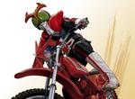 Affiche Kamen Rider Stronger