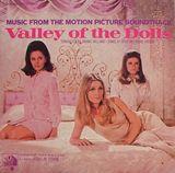 Pochette Valley of the Dolls (OST)