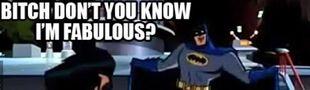 Cover Batman est mon héros, je l'aime, je vais l'épouser et être très heureuse dans la vie