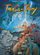 Couverture La Trolle impromptue - Trolls de Troy, tome 17