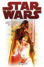 Couverture Dans l'ombre de Yavin - Star Wars, tome 1