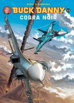 Couverture Cobra Noir - Buck Danny, tome 53