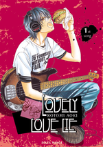 Couverture Lovely Love Lie