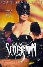 Affiche Black Scorpion