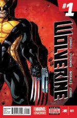 Couverture Wolverine (2014)