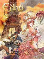 Couverture Paris Empire - Ekhö monde miroir, tome 2
