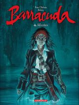 Couverture Révoltes - Barracuda, tome 4