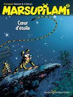 Couverture Coeur d'étoile - Marsupilami, tome 27