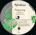 Pochette Pressure Drop / Feathers in My Face (Single)