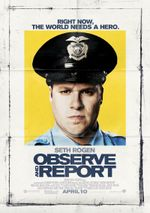 Affiche Observe and Report