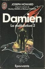 Couverture Damien, la malédiction, tome 2