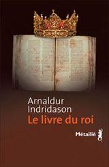 Couverture Le Livre du roi