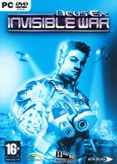 Jaquette Deus Ex : Invisible War