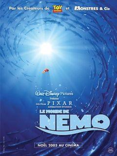Affiche Le Monde de Nemo