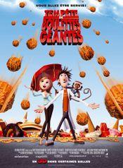 Affiche Tempête de boulettes géantes