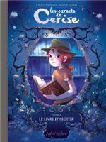 Couverture Le Livre d'Hector - Les Carnets de Cerise, tome 2