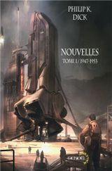 Couverture 1947-1953 - Nouvelles, tome 1