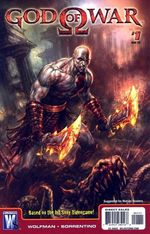 Couverture God of War
