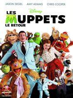 Affiche Les Muppets : Le Retour
