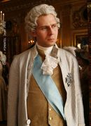 Affiche Louis XVI, l'homme qui ne voulait pas être roi