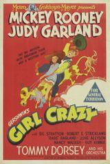 Affiche Girl Crazy